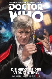 Doctor Who - Der Dritte Doctor - Die Herolde der Vernichtung