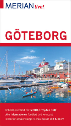 MERIAN live! Reiseführer Göteborg