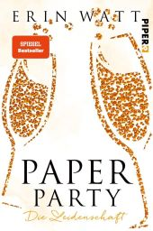 Paper Party - Die Leidenschaft Cover