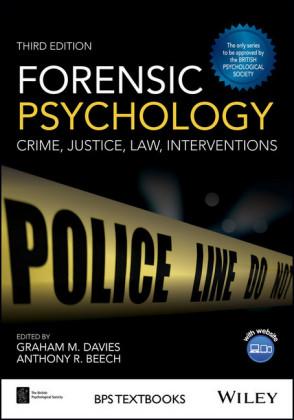 Forensic Psychology,