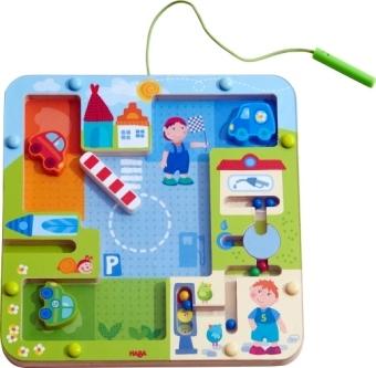 Magnetspiel Straßenverkehr (Kinderspiel)