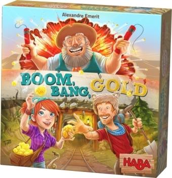 Boom, Bang, Gold (Spiel)