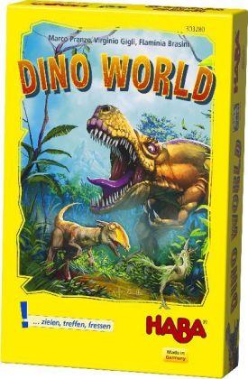 Dino World (Kinderspiel)