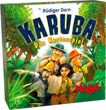 Karuba - Das Kartenspiel (Spiel)