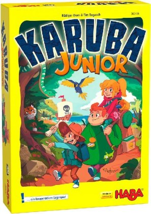 Karuba Junior (Kinderspiel)