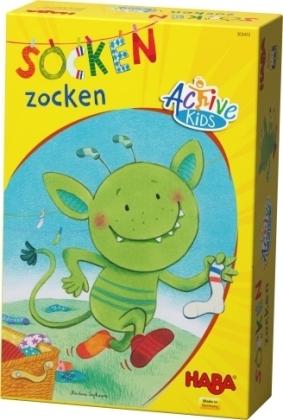 Socken zocken (Kinderspiel)