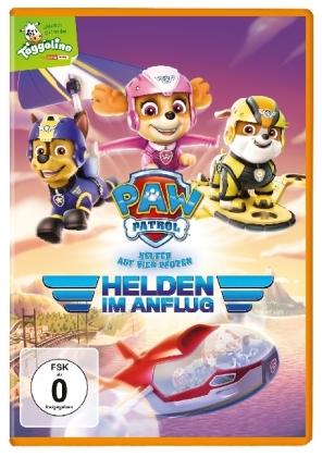 Paw Patrol: Helden im Anflug, 1 DVD