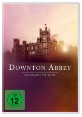 Downton Abbey - Die komplette Serie, 26 DVD Cover