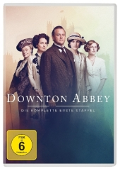 Downton Abbey, 3 DVD Cover