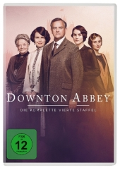 Downton Abbey, 4 DVD Cover