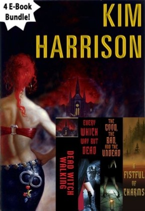 Kim Harrison Bundle #1