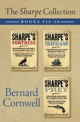 Sharpe Collection: Books #16-18
