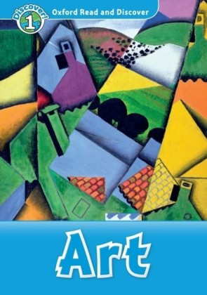 Art (Oxford Read and Discover Level 1)