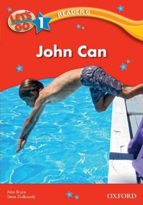 John Can (Let's Go 3rd ed. Level 1 Reader 6)