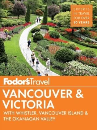 Fodor's Vancouver & Victoria