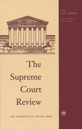 Supreme Court Review, 2012