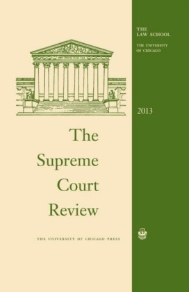 Supreme Court Review, 2013