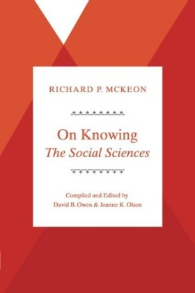 On Knowing--The Social Sciences