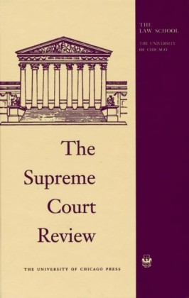 Supreme Court Review, 2011