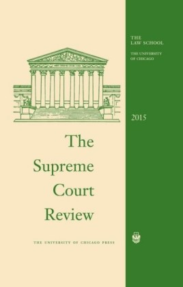 Supreme Court Review, 2015