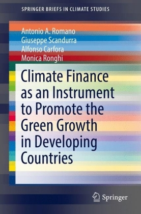 Climate Finance as an Instrument to Promote the Green Growth in Developing Countries