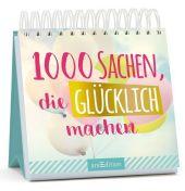 1000 Sachen, die glücklich machen Cover