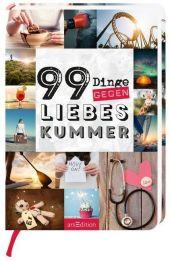 99 Dinge gegen Liebeskummer Cover