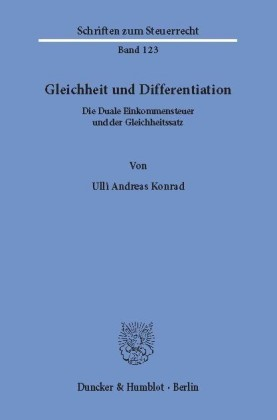 Gleichheit und Differentiation.