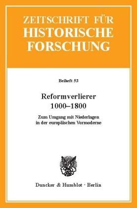 Reformverlierer 1000-1800.
