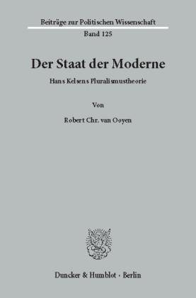 Der Staat der Moderne.
