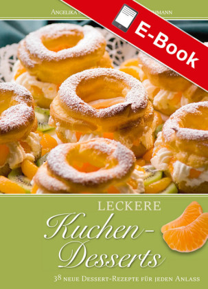 Leckere Kuchen-Desserts