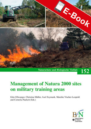 Management of Natura 2000 sites on military training areas