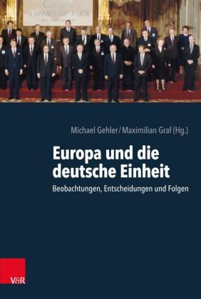 Europa und die deutsche Einheit