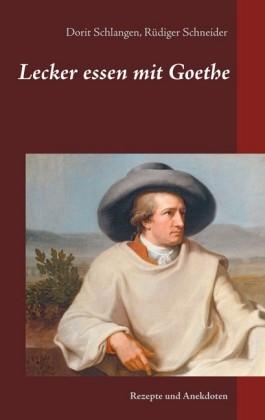 Lecker essen mit Goethe
