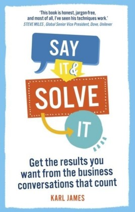 Say It and Solve It