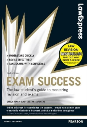 Law Express: Exam Success (Revision Guide)
