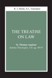 The Treatise on Law
