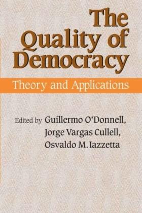 Quality of Democracy