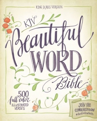 KJV, Beautiful Word Bible, eBook