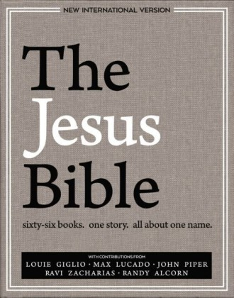 Jesus Bible, NIV Edition, eBook