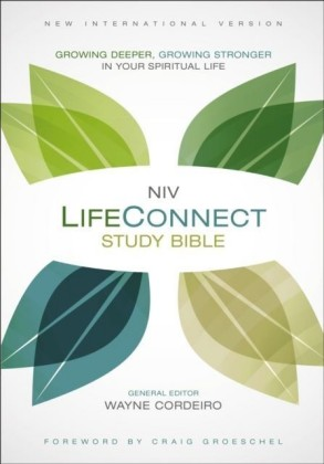 NIV, LifeConnect Study Bible, eBook