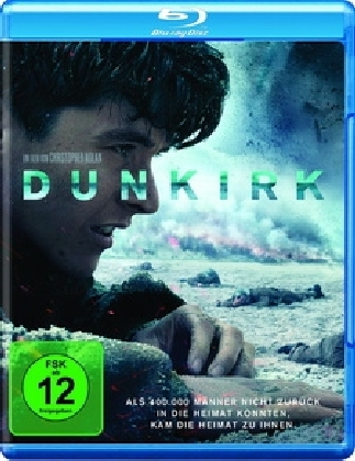Dunkirk, 1 Blu-ray