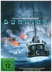 Dunkirk, 1 DVD Cover