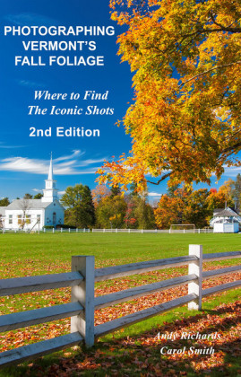 Photographing Vermont's Fall Foliage