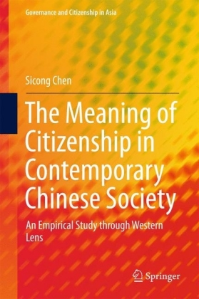 The Meaning of Citizenship in Contemporary Chinese Society
