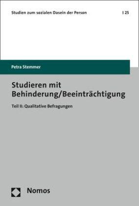 Studieren mit Behinderung/Beeinträchtigung