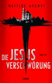Die Jesus-Verschwörung Cover