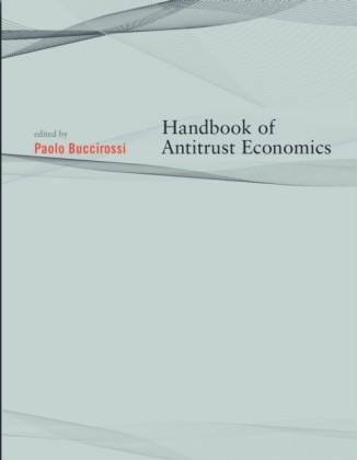 Handbook of Antitrust Economics