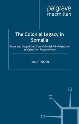 Colonial Legacy in Somalia