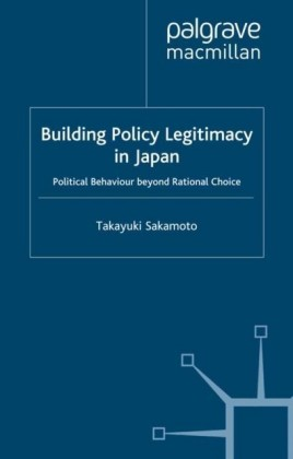 Building Policy Legitimacy in Japan